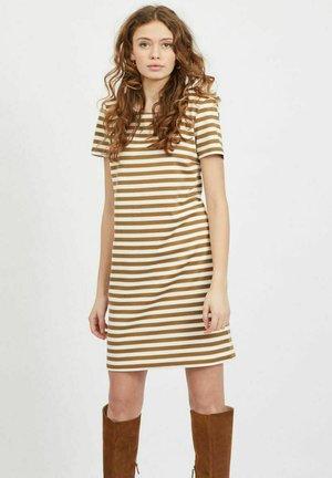 VITINNY - Jersey dress - butternut