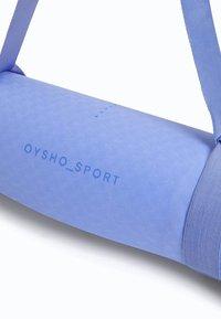 OYSHO - YOGAMATTE 14901580 - Fitness / yoga - blue - 2