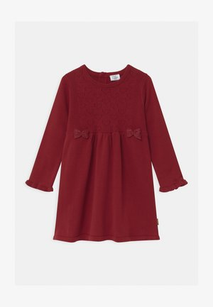 DAISI - Jumper dress - rio red