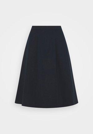 RIKAJA - A-line skirt - forever blue