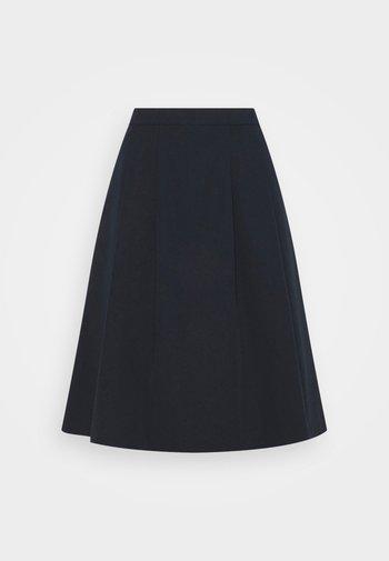 RIKAJA - Áčková sukně - forever blue