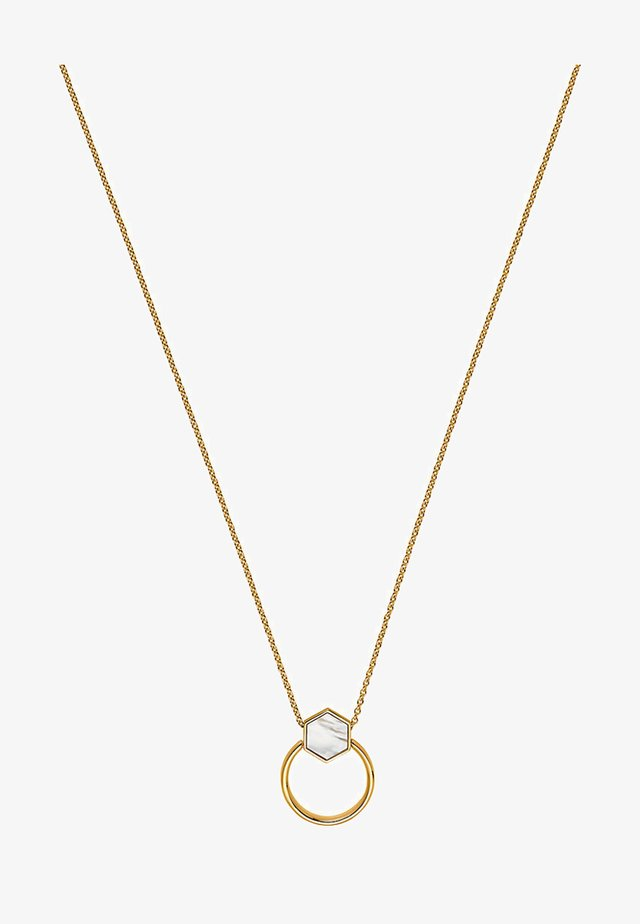 LUCKY CHARM - Necklace - gold-coloured