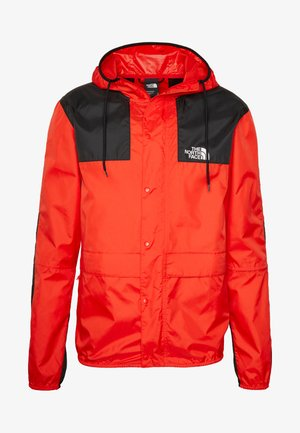 MOUNTAIN  - Veste coupe-vent - fiery red/black