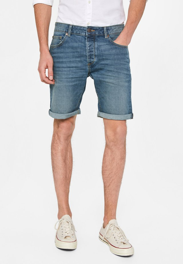 Short en jean - greyish blue