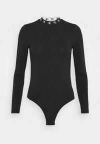 Calvin Klein Jeans - Long sleeved top - ck black - 4