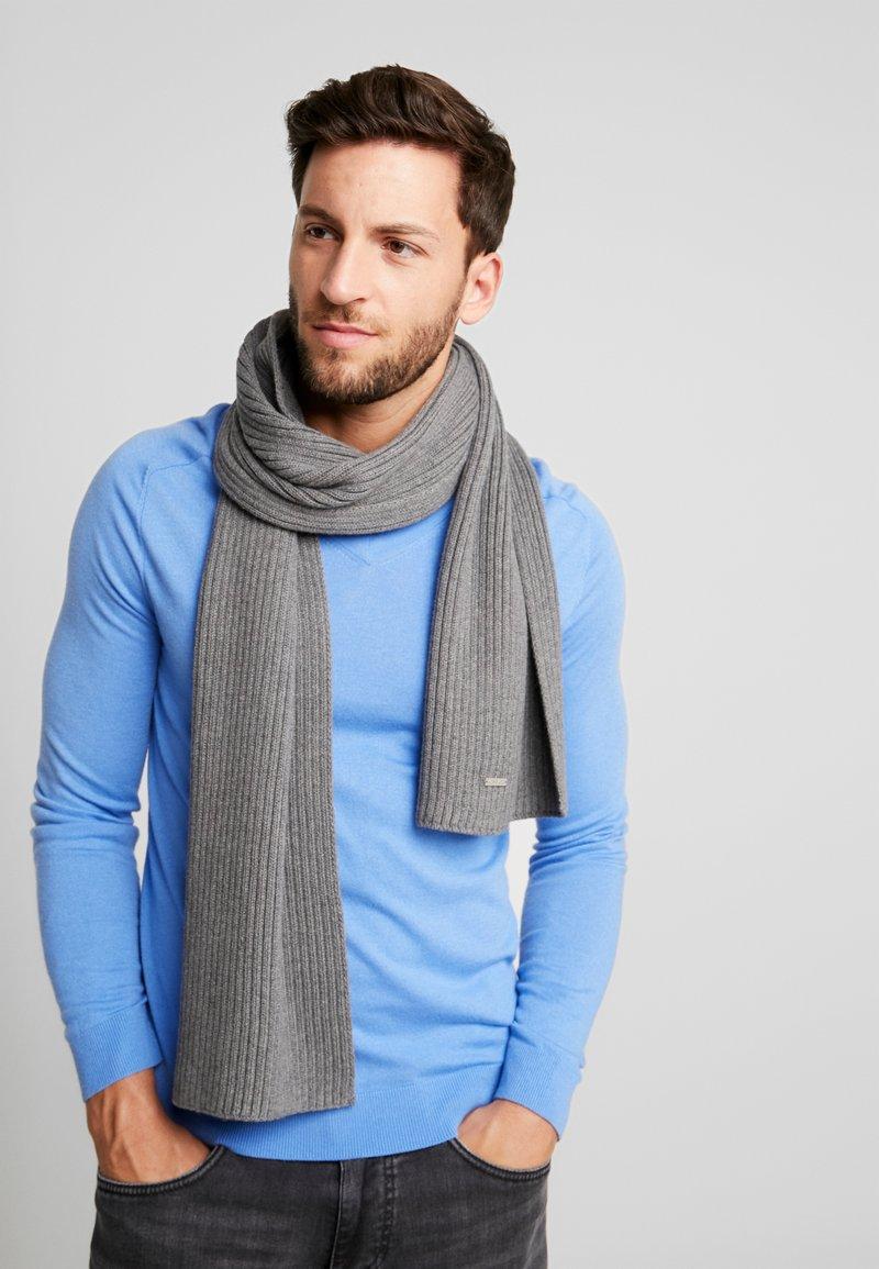 Calvin Klein - BASIC SCARF - Scarf - grey