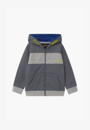 SMALL BOYS - Zip-up hoodie - grey melange