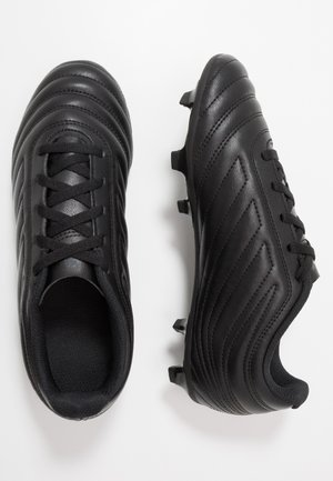 COPA 20.4 FG - Moulded stud football boots - core black/solid grey