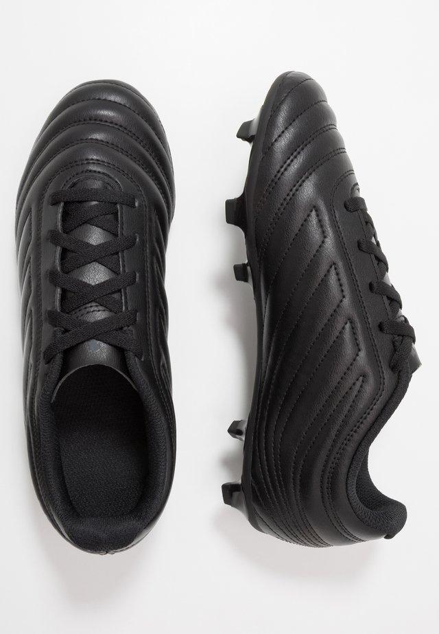 COPA 20.4 FG - Voetbalschoenen met kunststof noppen - core black/solid grey