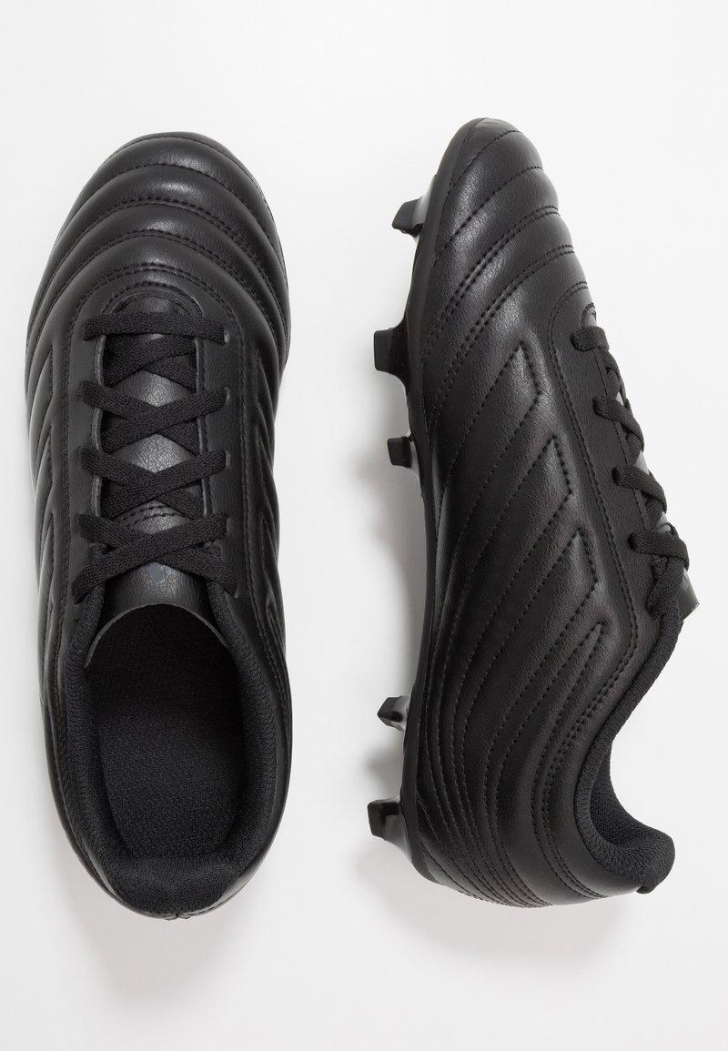 adidas Performance - COPA 20.4 FG - Korki Lanki - core black/solid grey