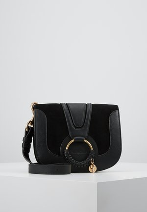 HANA SMALL - Across body bag - black