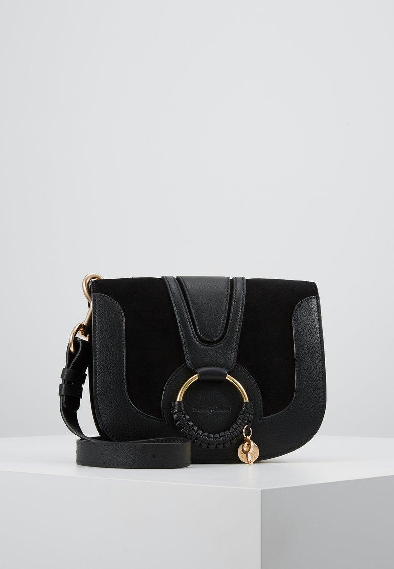 See by Chloé - HANA SMALL - Skulderveske - black