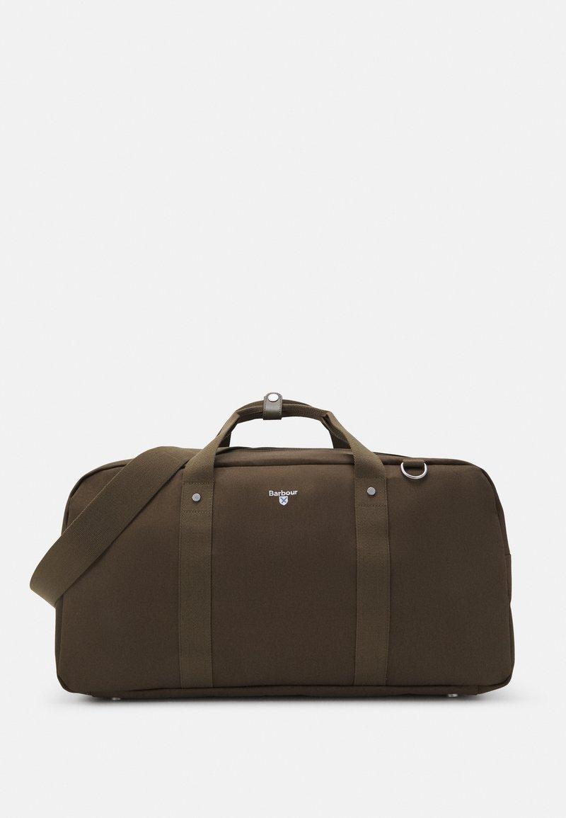Barbour - CASCADE HOLDALL UNISEX - Weekend bag - olive