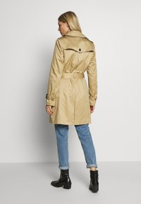 Esprit Collection - CLASSIC TRENCH - Trenčkot - beige - 2