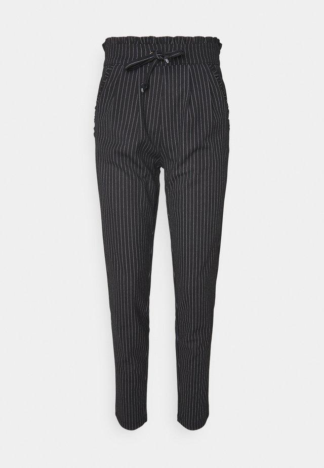 JDYCATIA PANT - Pantalon classique - black