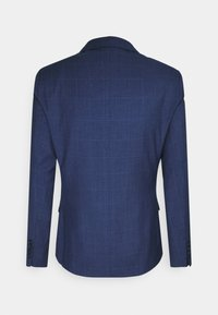 Isaac Dewhirst - THE FASHION SUIT 3 PIECE WINDOW CHECK SET - Completo - blue - 5