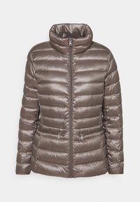 LUST INSULATED - Down jacket - truffle