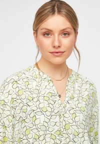 comma casual identity - Day dress - offwhite leaf - 3