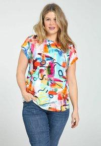 Paprika - Print T-shirt - multicolor - 0