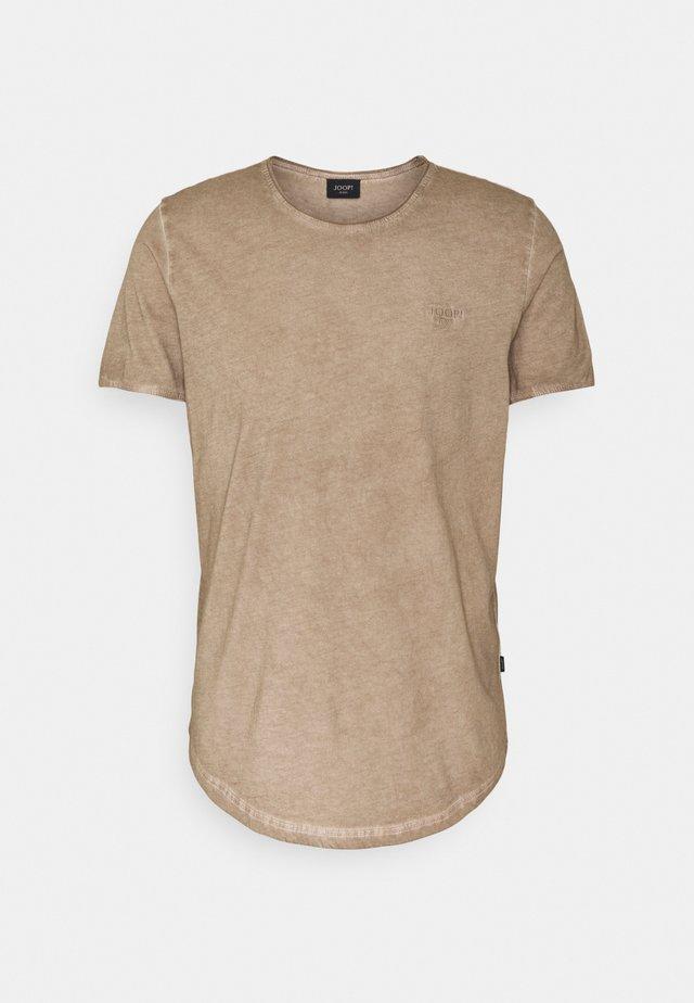 CLARK - T-shirts basic - medium beige