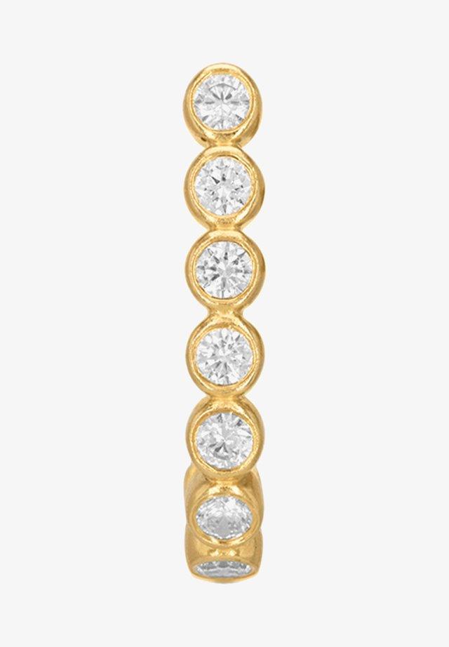Single earring - The Hierophant - Oorbellen - gold