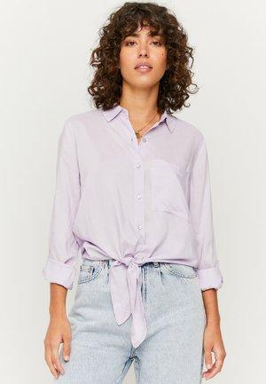 MIT KNOTEN - Skjortebluser - purple