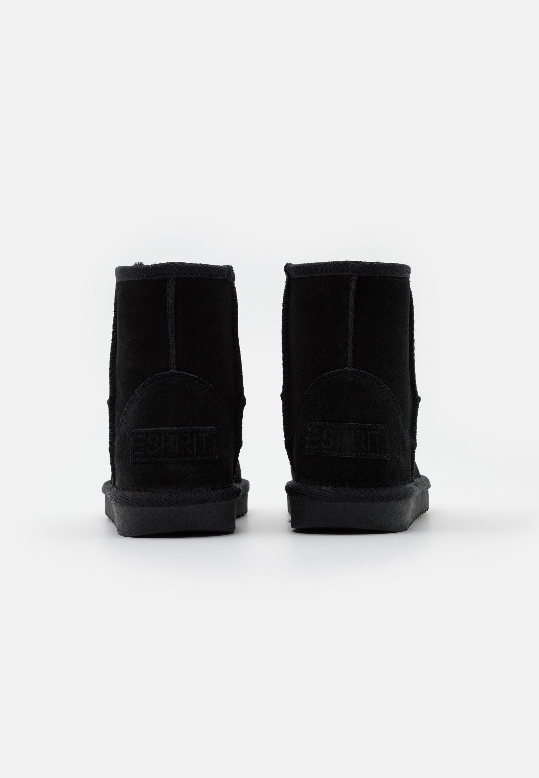 Esprit Luna Mid Bootie - Stiefelette Black/schwarz