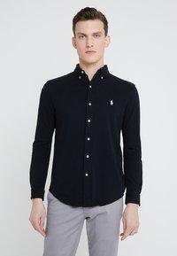 Polo Ralph Lauren - LONG SLEEVE - Koszula - black - 0