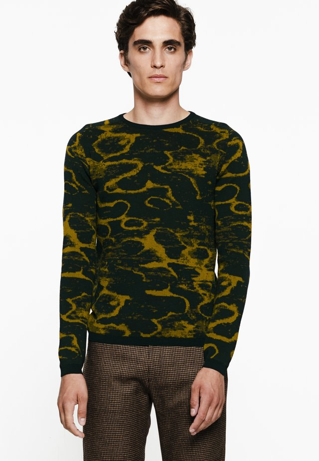 TIGRAY NUVOLA - Pullover - forest