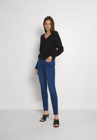 Lee - SCARLETT - Jeans Skinny - dark aya - 1