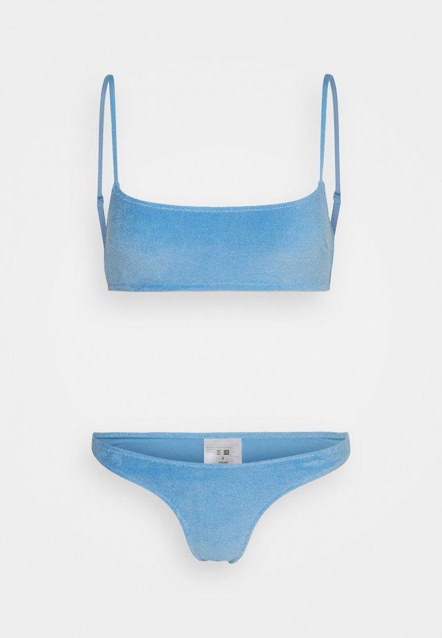 TORI SET - Bikini - little boy blue