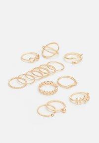 Monki - Ring - gold-coloured - 2