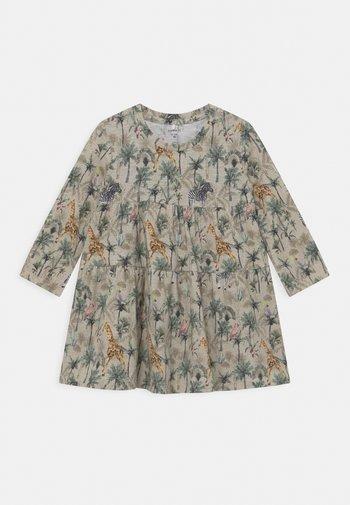 NBFJANI DRESS - Korte jurk - oatmeal