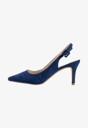 CRUZ - Klassieke pumps - dark blue