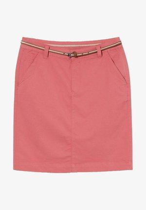 Mini skirt - dark pink