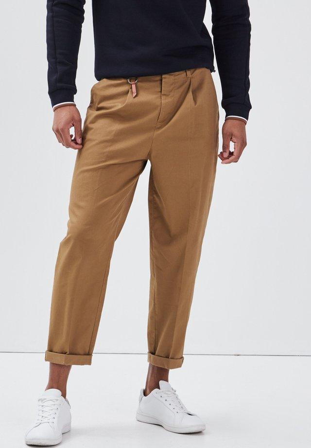 Pantalones chinos - vert kaki