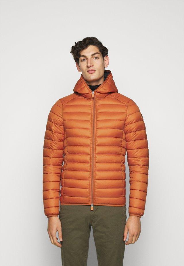 GIGAY - Light jacket - ginger orange
