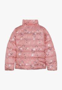 Lemon Beret - SMALL GIRLS JACKET - Winter jacket - flamingo pink - 2