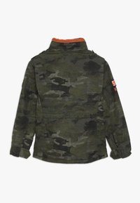 Superdry - ROOKIE 4 POCKET JACKET - Winter jacket - olive - 1
