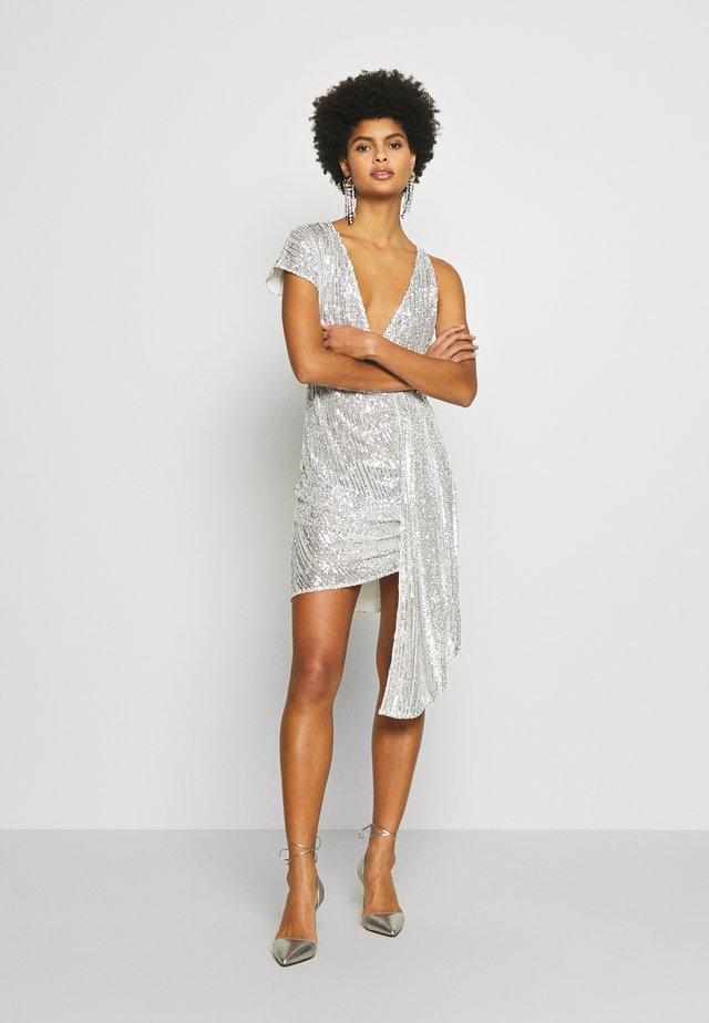 ABITO/DRESS - Juhlamekko - silver-coloured