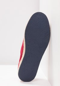 Superdry - LACE UP  - Espadrilles - rouge red - 6