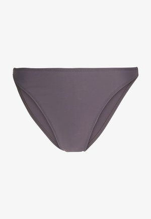 SHINY HIGH CUT BRIEF - Bikiniunderdel - mauve