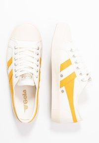 Gola - COASTER - Sneakersy niskie - offwhite/sun - 3