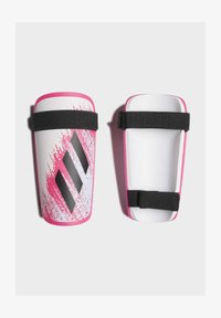 adidas Performance - TRAINING SHIN GUARDS - Shin pads - white - 1