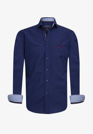 Overhemd - navy