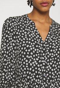 Even&Odd - Shirt dress - black/white - 4