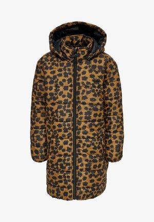 Winter coat - rubber