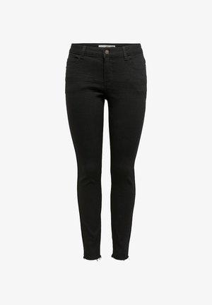 SONJA LIFE REG ANKLE - Jeans Skinny Fit - black denim