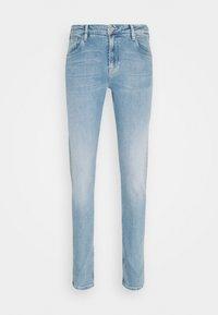 Scotch & Soda - SKIM - Jeans Skinny Fit - blauw trace - 4