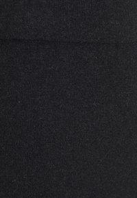 Esprit - SKIRT - Spódnica ołówkowa  - anthracite - 2